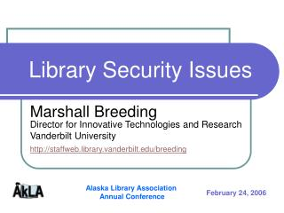 Library Security Issues