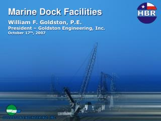 Marine Dock Facilities