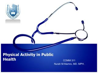 Physical Activity in Public Health