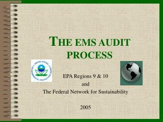 T HE EMS AUDIT PROCESS