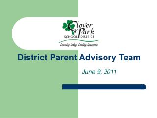 District Parent Advisory Team
