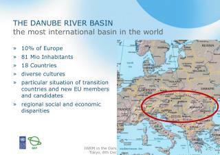 THE DANUBE RIVER BASIN  the most international basin in the world