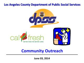 Los Angeles County  Department  of Public Social Services