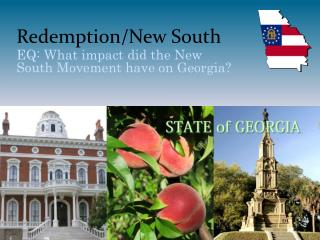 Redemption/New South