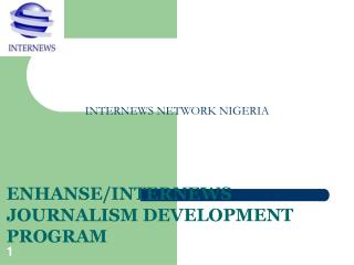 INTERNEWS NETWORK NIGERIA
