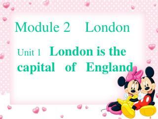 Module 2 London