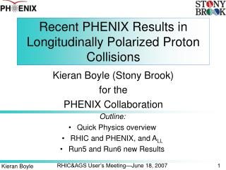 Recent PHENIX Results in Longitudinally Polarized Proton Collisions