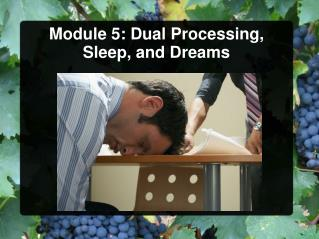 Module 5: Dual Processing, Sleep, and Dreams