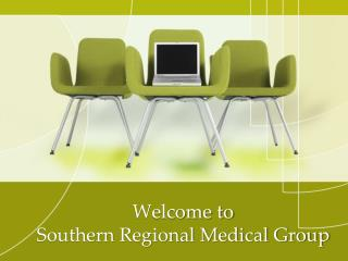 Welcome to Southern Regional Medical Group