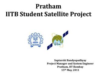 Pratham IITB Student  Satellite Project