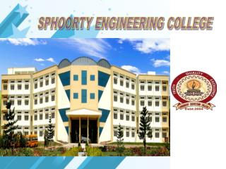 SPHOORTY ENGINEERING COLLEGE