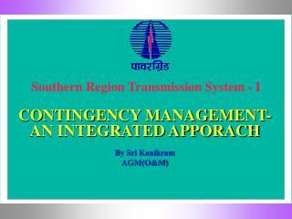 Southern Region Transmission System - I