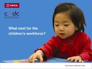 What next for the children's workforce?