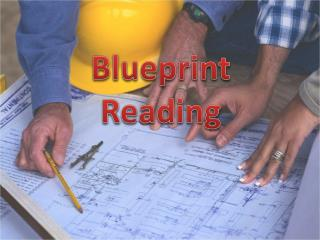 Free online blueprint reading course powerpoint ppt presentations blueprint reading malvernweather Gallery