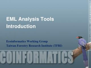 EML Analysis Tool s  Introduction