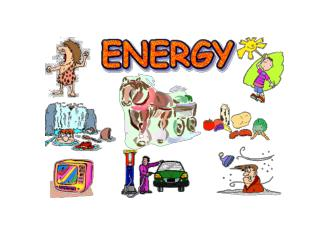 How much energy is one Joule? Not much!