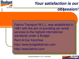 car rental Bahrain