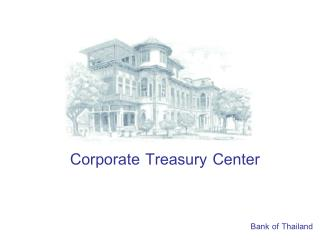 Corporate Treasury Center