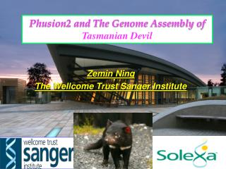 Phusion2 and The  Genome Assembly of  Tasmanian  Devil