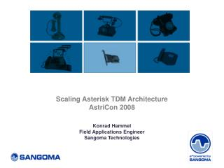 Scaling Asterisk TDM Architecture AstriCon 2008
