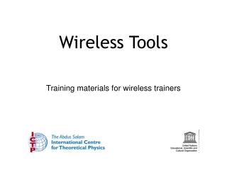 Wireless Tools