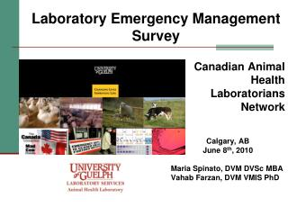 Laboratory Emergency Management Survey