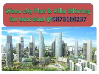 Wave City best choice Plots Real Estate Sale at ghaziabad