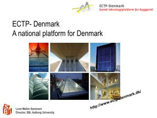 ECTP- Denmark A national platform for Denmark