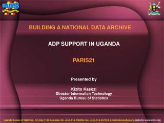 ADP SUPPORT IN UGANDA