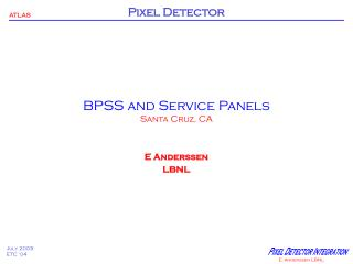 BPSS and Service Panels Santa Cruz, CA