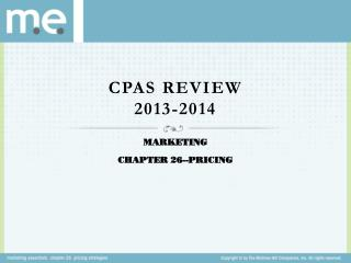 Cpas  review 2013-2014