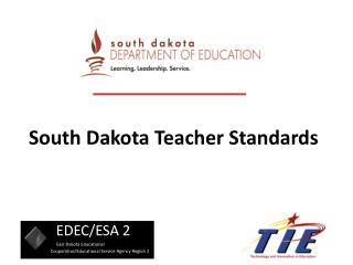 South Dakota Teacher Standards