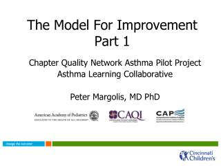 The Model For Improvement Part 1