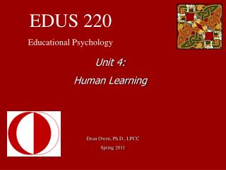 EDUS 220 Educational Psychology