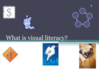 What is visual literacy?