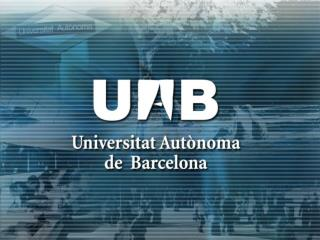 UAB adaptation to the European Higher Education Area