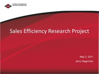 Sales Efficiency Research Project