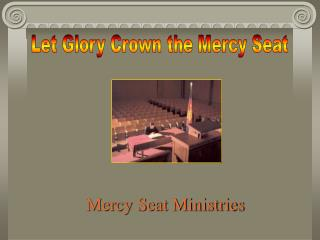 Mercy Seat Ministries