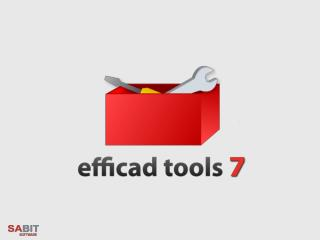What is  Efficad Tools?