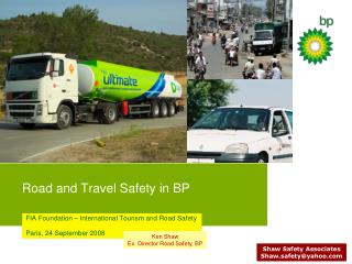 Road and Travel Safety in BP