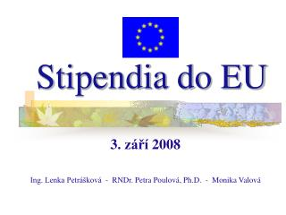 Stipendia do EU