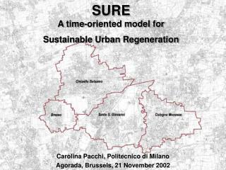 SURE A time-oriented model for  Sustainable Urban Regeneration