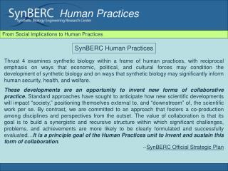 Human Practices