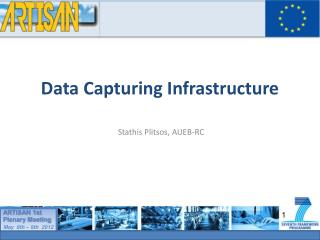 Data Capturing Infrastructure