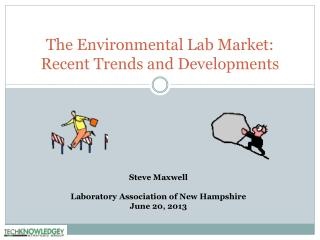 The Environmental Lab Market: Recent Trends and Developments