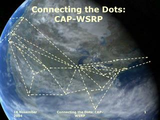 Connecting the Dots: CAP-WSRP