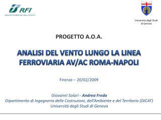Giovanni Solari -  Andrea Freda