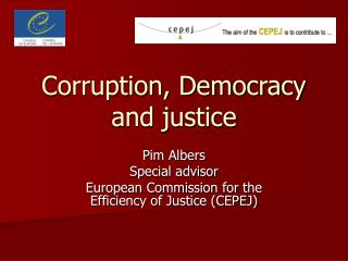 role of judiciary in strengthening democratic The role of the judiciary in strengthening democratic governance in africa : an examination of the resolution of the recent presidential election disputes in.