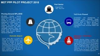 MOT PPP PILOT PROJECT 2018