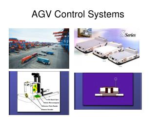 AGV Control Systems